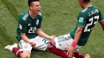 Mexico's World Cup win triggers earthquake sensors