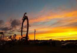 It's Fall fair time: Photo by Mandy Sparling
